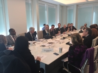 Roundtable with Transatlantic Legislators Dialogue Leadership