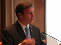 Sen. Murphy Speaks at Transatlantic Economy Study Event