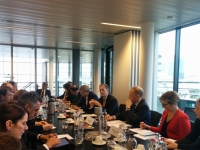TABC Members in Brussels Meet with Anthony L. Gardner, U.S. Ambassador to the European Union