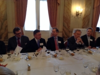 TABD Holds Welcome Lunch With New U.S. Ambassador to EU