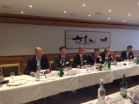TABD Meeting in DAVOS